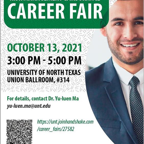 10/13/21 - Wednesday - RMI Career Fair (In Person @ UNT Union Ballroom 314)