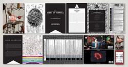 Graphic design / Audio Art Festival