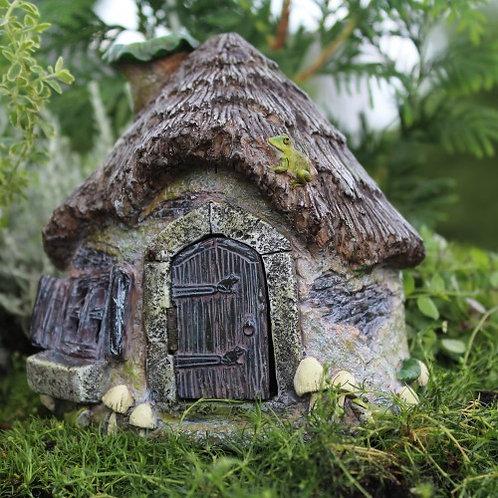 Ribbetts Ridge fairy or gnome house