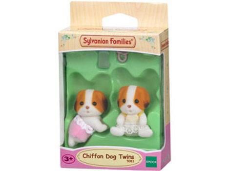 Sylvanian Families - Chiffon Dog Twins