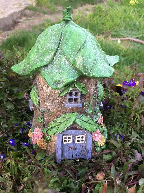 Solar Pixie Dust Manor - fairy house