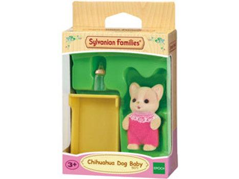 Sylvanian Families - Chihuahua Dog Baby