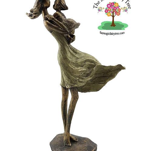 Mother's Love Statue Figurine