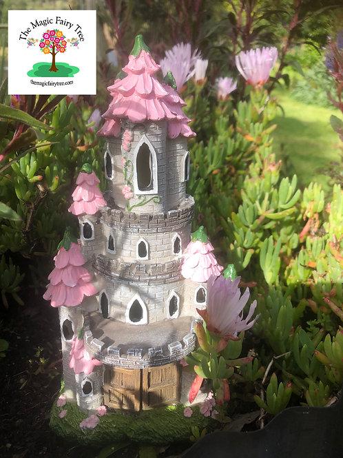 Solar Fairy Castle House