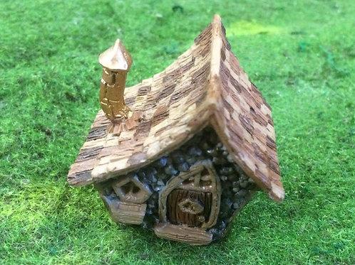 Fiddlehead Micro Wooden House