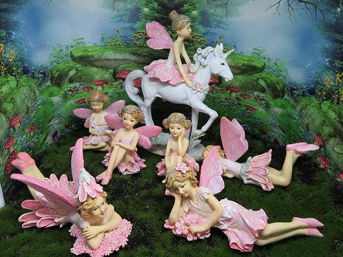 Fairy princess figurines
