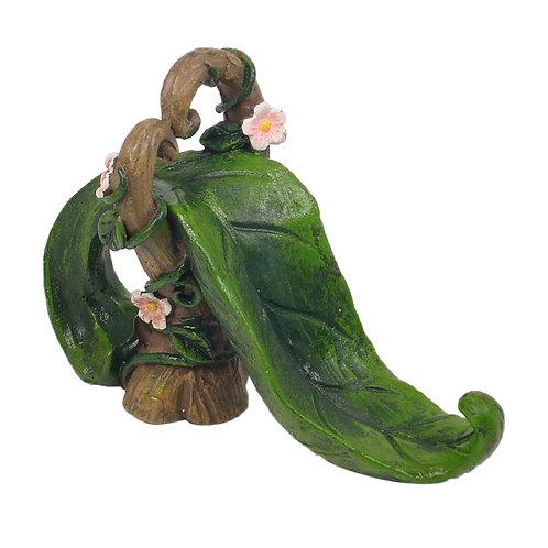 Fairy Garden Leaf Slide