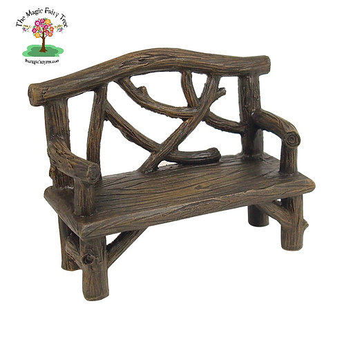 Rustic Bench Seat - 10cm