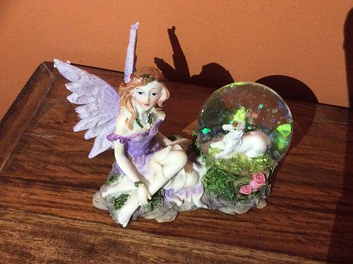 Fairy and Unicorn Waterball