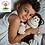 Thumbnail: Warmies Cozy Plush Monkey