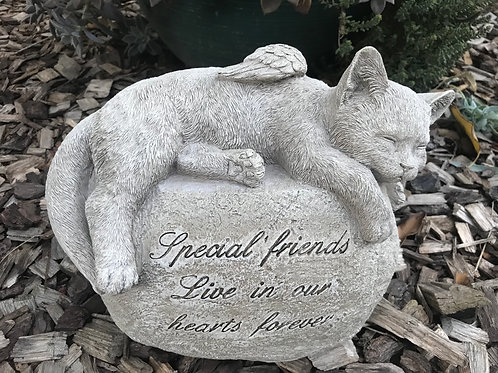 24cm Cat Pet Memorial