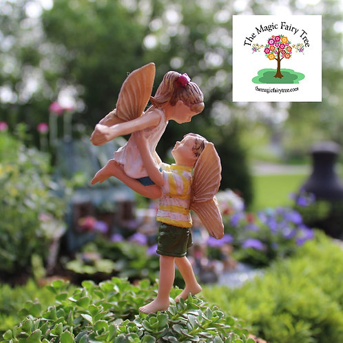 Time to Fly - fairy figurine