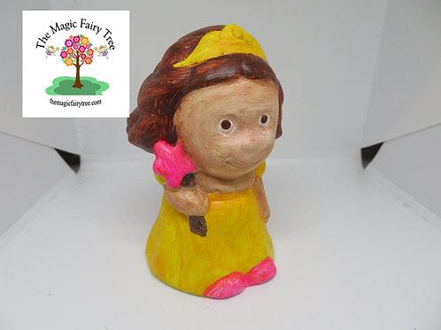 Ready to paint ceramic Aurora Princess figurine