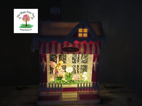 Fairy House Lantern - Enchanted Fairy House Design