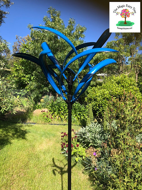 Blue Metal Grevillea Windmill