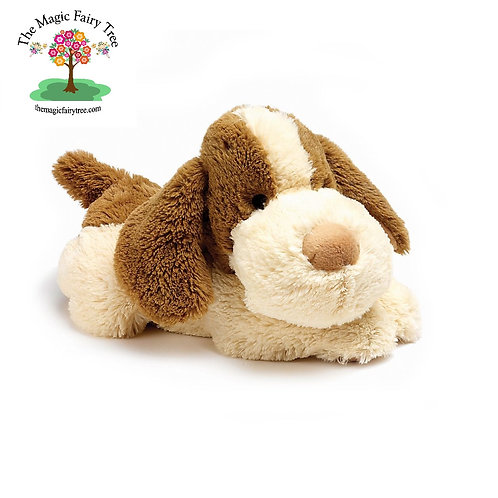 Warmies Cozy Plush Patch Puppy