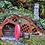 Thumbnail: Fiddlehead Red Root Burrow Fairy House