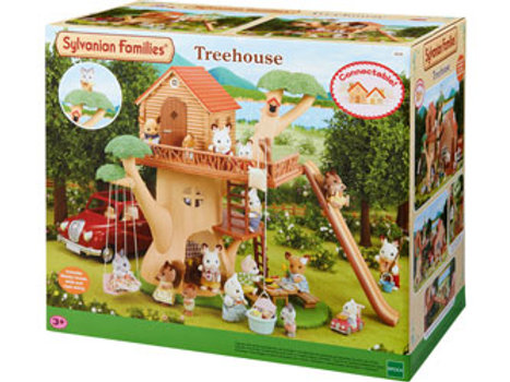 Sylvanian Families Country Tree House Treehouse