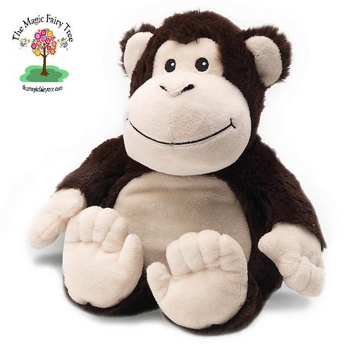 Warmies Cozy Plush Monkey