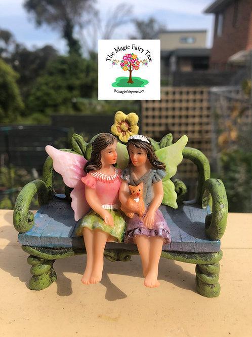Fairy Sisters fairy figurine