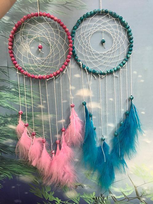 15cm bead dreamcatcher