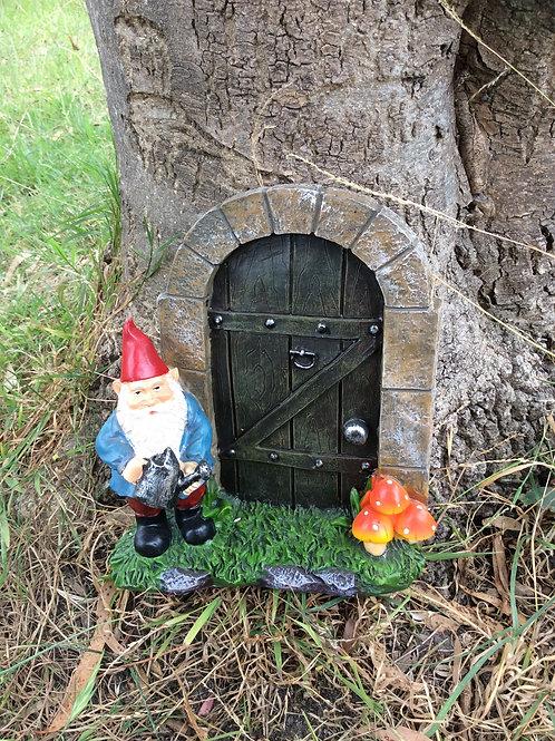 24cm Gnome Door