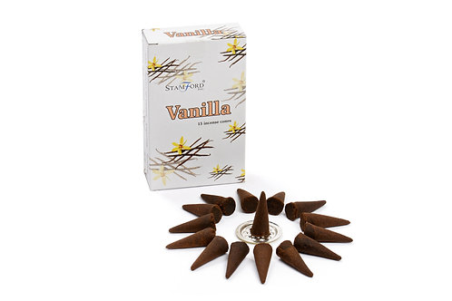 Stamford Incense Cones - choice of scents