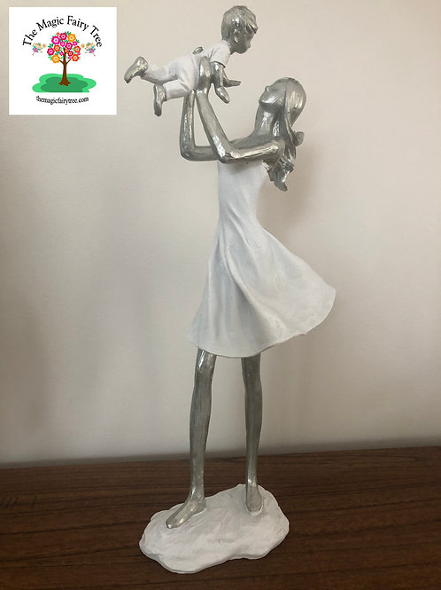 36cm Mother's Love Statue Figurine
