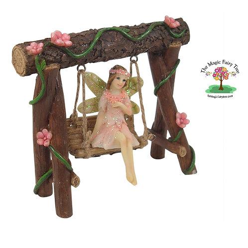 Fairy Garden Swing