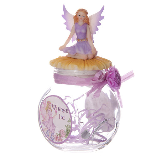 Fairy Wishes Jar
