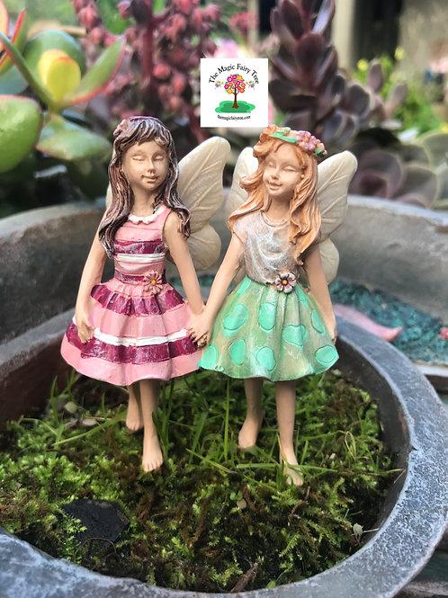 Fairies Addie and Maddie
