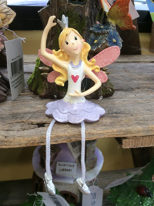 Fairy Shelf Sitter