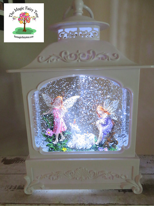 Unicorn and Fairies Lantern
