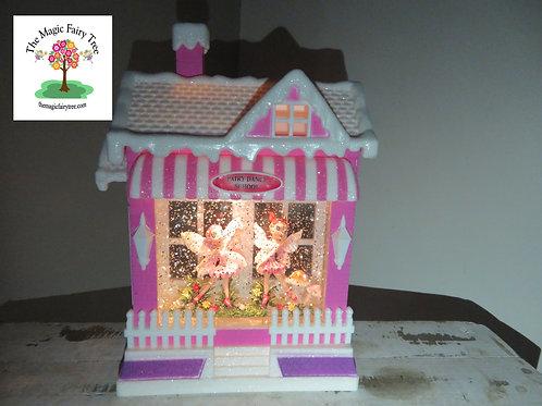 Fairy House Lantern - Ballet School Design