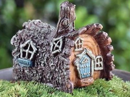 Fiddlehead Micro Log House