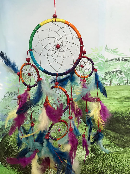 Chakra Dreamcatcher