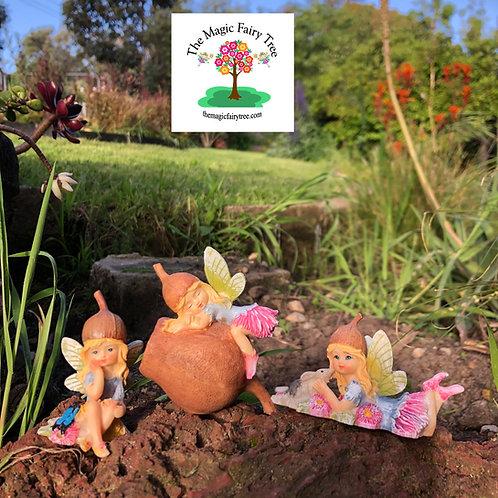 Gumnut fairies