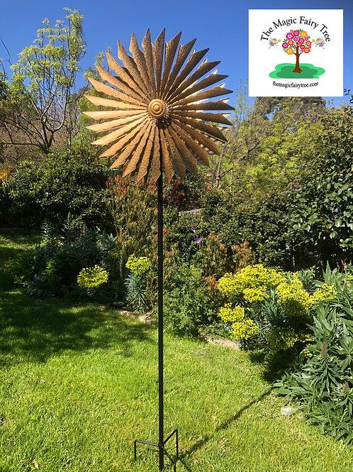 Golden Sword Spinner Windmill