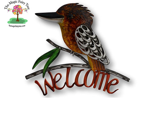 Welcome Kookaburra