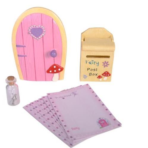 Fairy Friendship Door & Accessories Gift Set