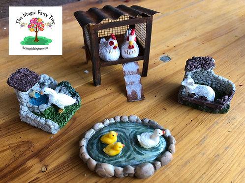 Fairy Pets / Fairy Farm Animals