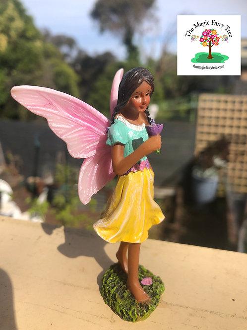 Fairy Emma standing fairy figurine