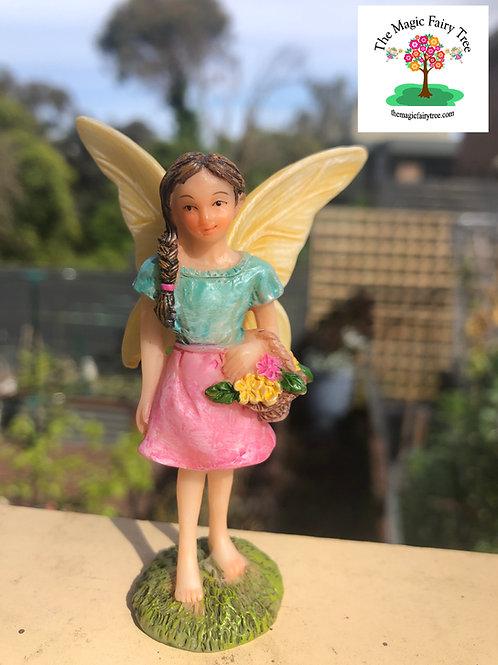 Fairy Blossom standing fairy figurine
