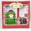 Thumbnail: Santa magical fairy door gift set
