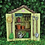 Thumbnail: Fiddlehead Miniature Fairy Shed with Opening Doors