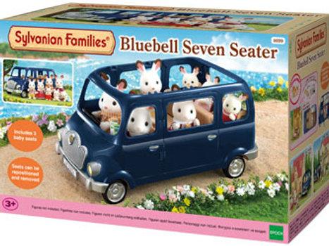 Sylvanian Families Bluebell 7 Seater Minibus Van Car