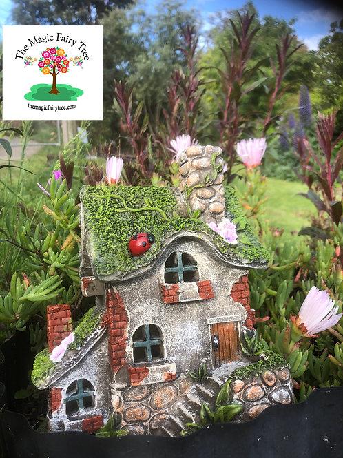 Solar Fairy Country Manor House