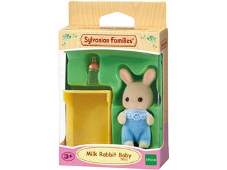 Sylvanian Families - Milk Rabbit Baby