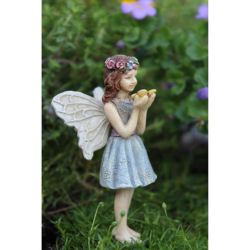 Fairy Zoe - the butterfly fairy