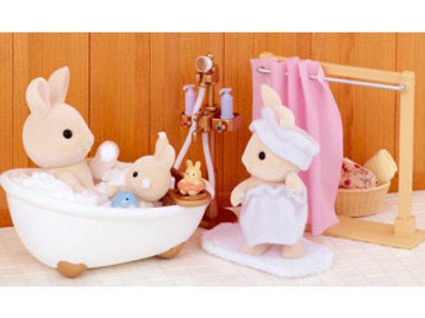 Sylanian Families Bath and Shower Set